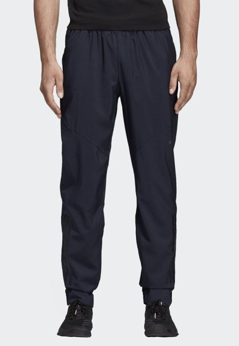 adidas Performance - CLIMACOOL WORKOUT JOGGERS - Jogginghose - blue