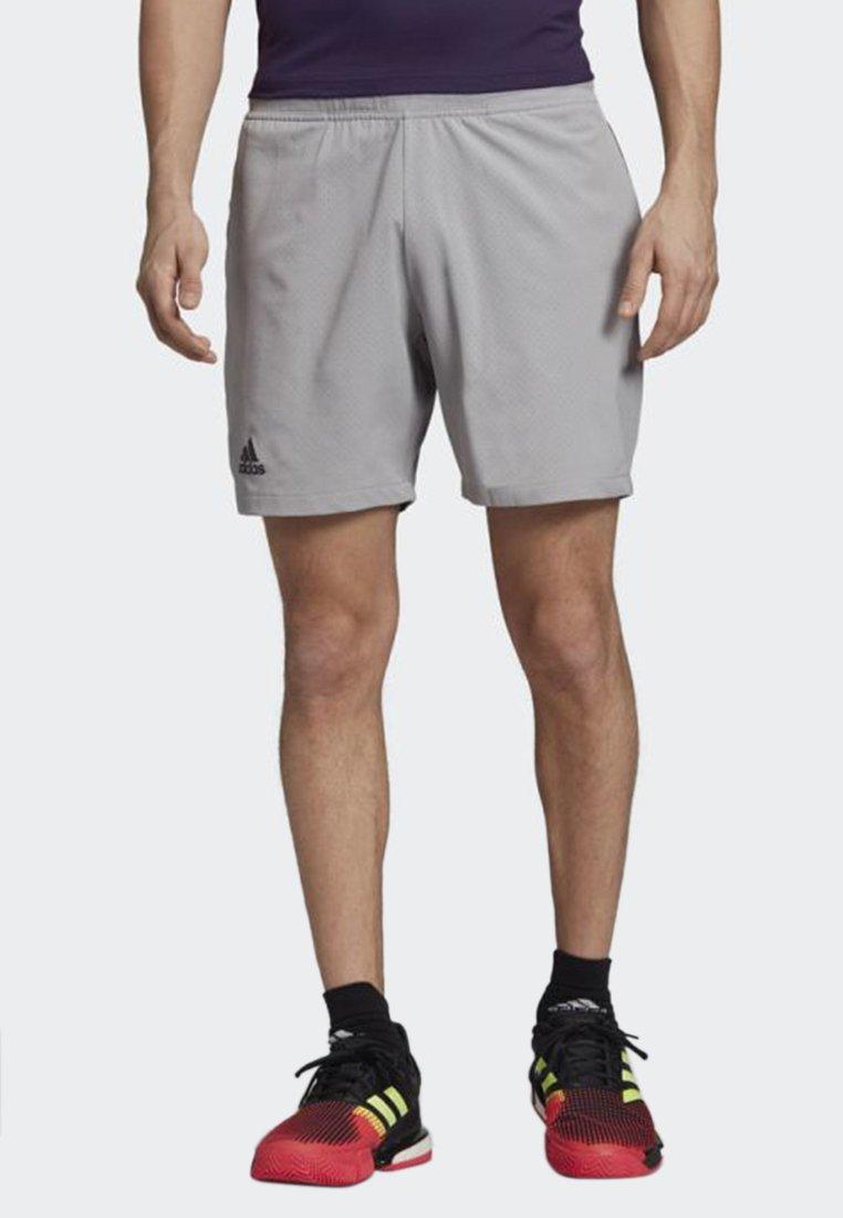 adidas Performance - ESCOUADE SHORTS 7-INCH - Short - grey