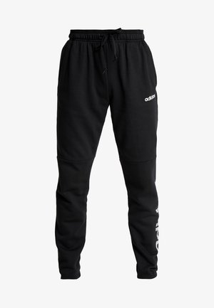 CAMO LIN PANT - Pantalon de survêtement - black/white