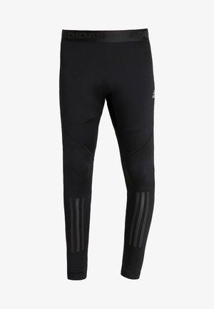 WARM ASK - Leggings - black
