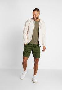 adidas Performance - Sports shorts - legear/heather - 1