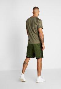 adidas Performance - Pantalón corto de deporte - legear/heather - 2