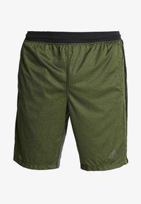 adidas Performance - Sports shorts - legear/heather - 3