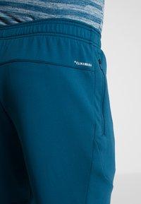 adidas Performance - WARM PANT - Verryttelyhousut - mint - 5