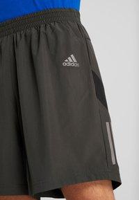 adidas Performance - OWN THE RUN - Short de sport - legear/black - 3
