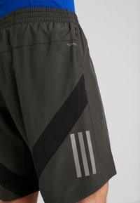 adidas Performance - OWN THE RUN - Short de sport - legear/black - 5