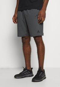 adidas Performance - Sports shorts - GREY - 0