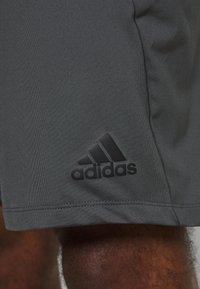 adidas Performance - Sports shorts - GREY - 4