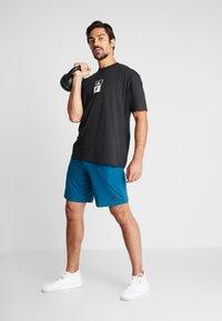 adidas Performance - Pantalón corto de deporte - tech mineral - 1