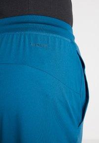 adidas Performance - Pantalón corto de deporte - tech mineral - 3
