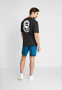 adidas Performance - Pantalón corto de deporte - tech mineral - 2