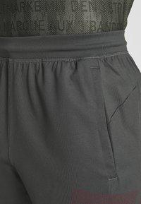 adidas Performance - DESIGNED4TRAINING CLIMALITE  - Sports shorts - grey - 3