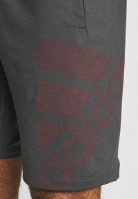 adidas Performance - DESIGNED4TRAINING CLIMALITE  - Sports shorts - grey - 5