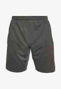 adidas Performance - DESIGNED4TRAINING CLIMALITE  - Sports shorts - grey - 4