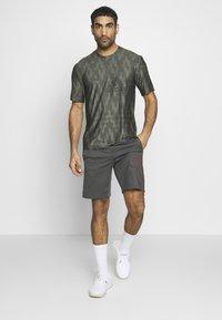 adidas Performance - DESIGNED4TRAINING CLIMALITE  - Sports shorts - grey - 1