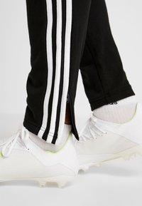 adidas Performance - TIRO19 FT PNT - Teplákové kalhoty - black/white - 3