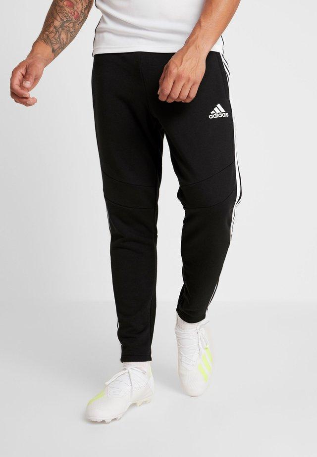 TIRO19 FT PNT - Spodnie treningowe - black/white