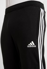 adidas Performance - TIRO19 FT PNT - Spodnie treningowe - black/white - 5