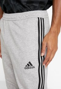 adidas Performance - TIRO19 FT PNT - Trainingsbroek - medium grey heather/black - 3