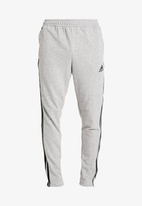 adidas Performance - TIRO19 FT PNT - Trainingsbroek - medium grey heather/black - 4