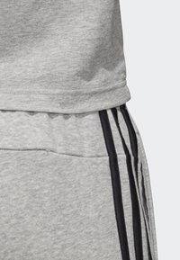 adidas Performance - ESSENTIALS 3-STRIPES JOGGERS - Trainingsbroek - grey - 3