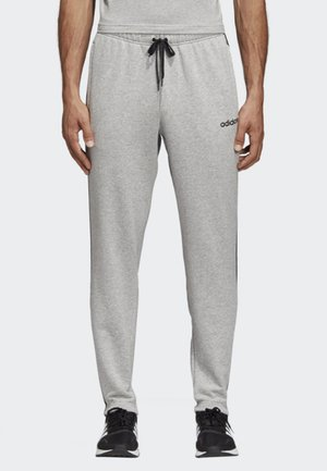 ESSENTIALS 3-STRIPES JOGGERS - Träningsbyxor - grey