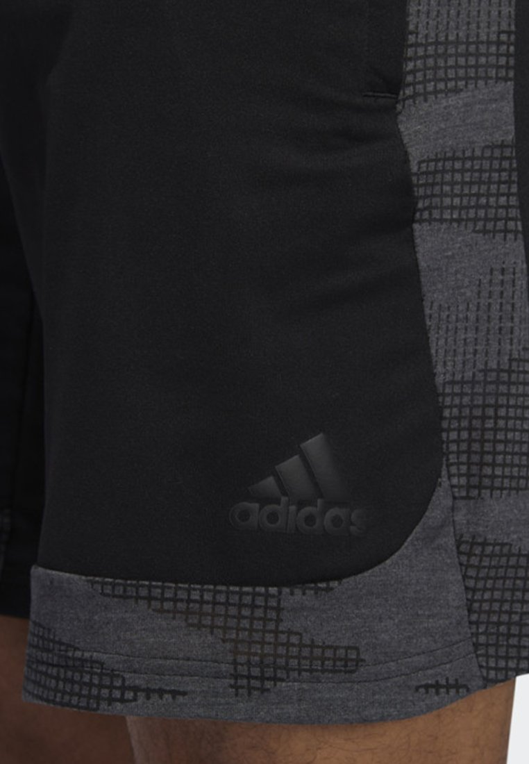 adidas Performance 4KRFT TECH BURNOUT 8-INCH SHORTS - Short de sport black