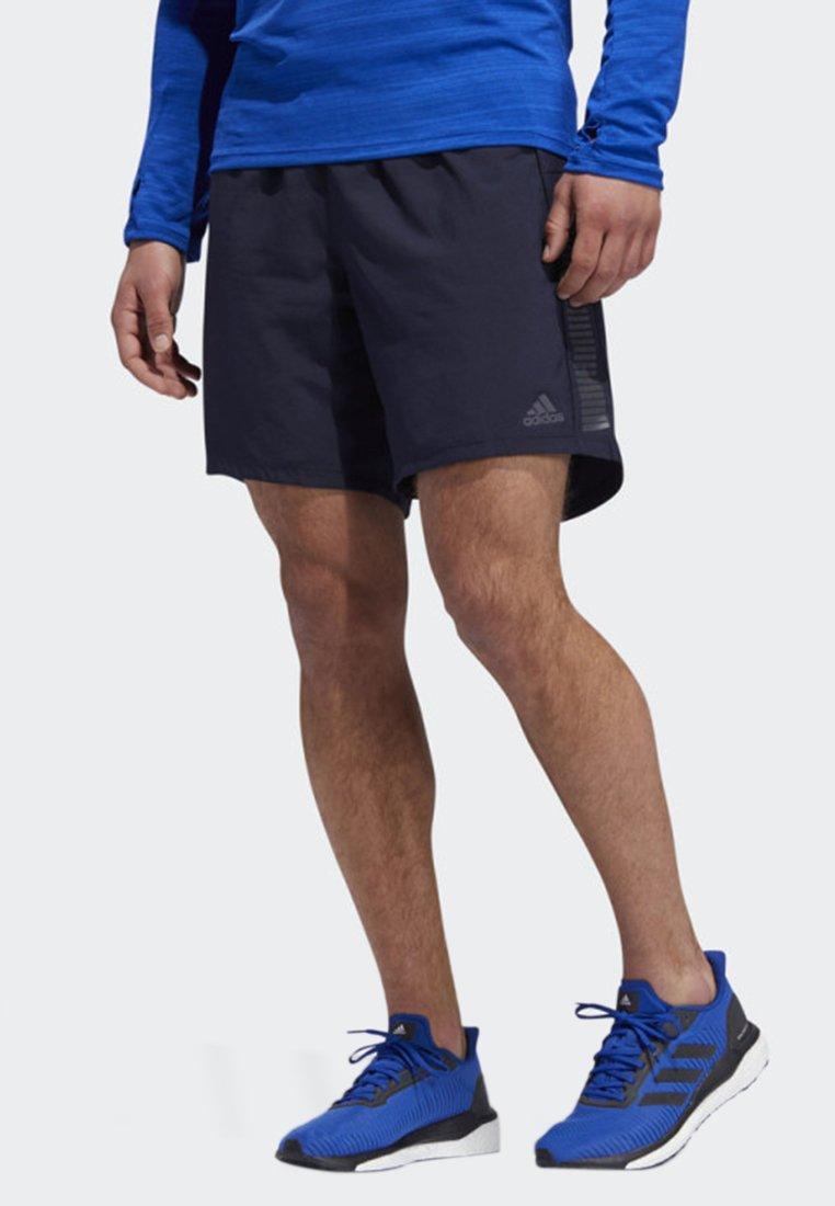 adidas Performance - SATURDAY RISE UP N RUN SHORTS - Krótkie spodenki sportowe - blue