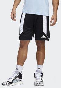 adidas Performance - CREATOR 365 SHORTS - Urheilushortsit - black - 0