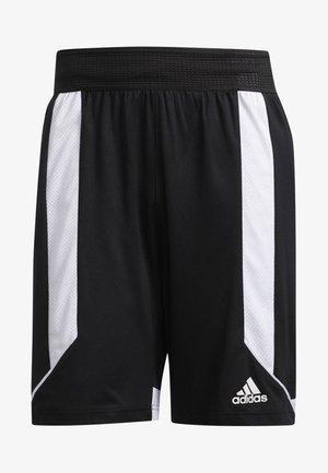 CREATOR 365 SHORTS - kurze Sporthose - black