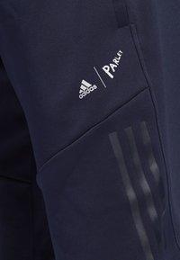 adidas Performance - 4KRFT PARLEY SHORTS - Urheilushortsit - blue - 5