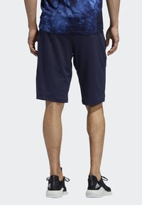 adidas Performance - 4KRFT PARLEY SHORTS - Urheilushortsit - blue - 2