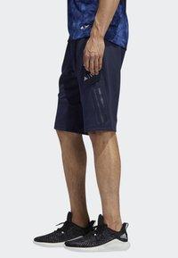 adidas Performance - 4KRFT PARLEY SHORTS - Urheilushortsit - blue - 3