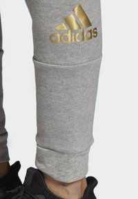 adidas Performance - SPORT ID JOGGERS - Pantalon de survêtement - grey - 5