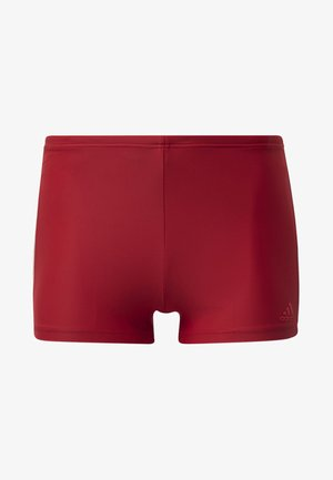 STRIPES SWIM BOXERS - Short de bain - red
