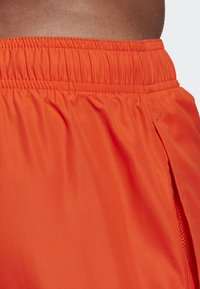 adidas Performance - SOLID SWIM SHORTS - Swimming shorts - orange - 3