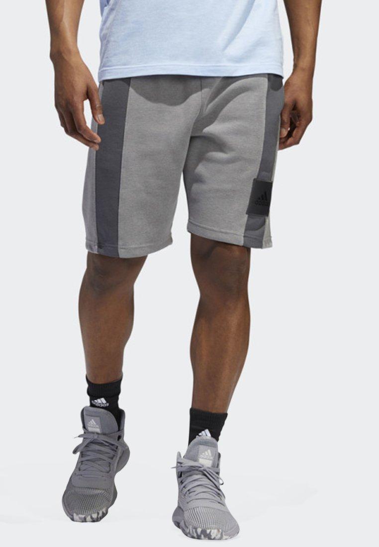 adidas Performance - CROSS-UP 365 SHORTS - Träningsshorts - gray