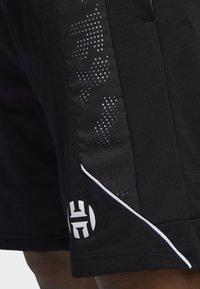 adidas Performance - HARDEN SWAGGER SHORTS - Sports shorts - black - 6