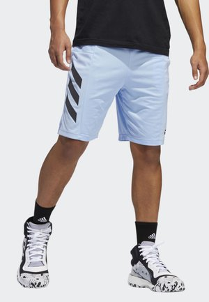 SPORT 3-STRIPES SHORTS - Korte sportsbukser - blue