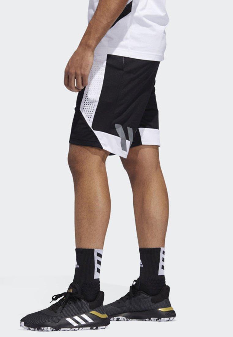 adidas Performance CREATOR 365 SHORTS - Pantaloncini sportivi - black