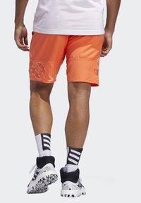 adidas Performance - N3XT L3V3L SHORTS - Korte broeken - orange - 1