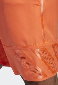 adidas Performance - N3XT L3V3L SHORTS - Korte broeken - orange - 3