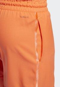 adidas Performance - N3XT L3V3L SHORTS - Korte broeken - orange - 5