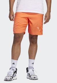 adidas Performance - N3XT L3V3L SHORTS - Korte broeken - orange - 0