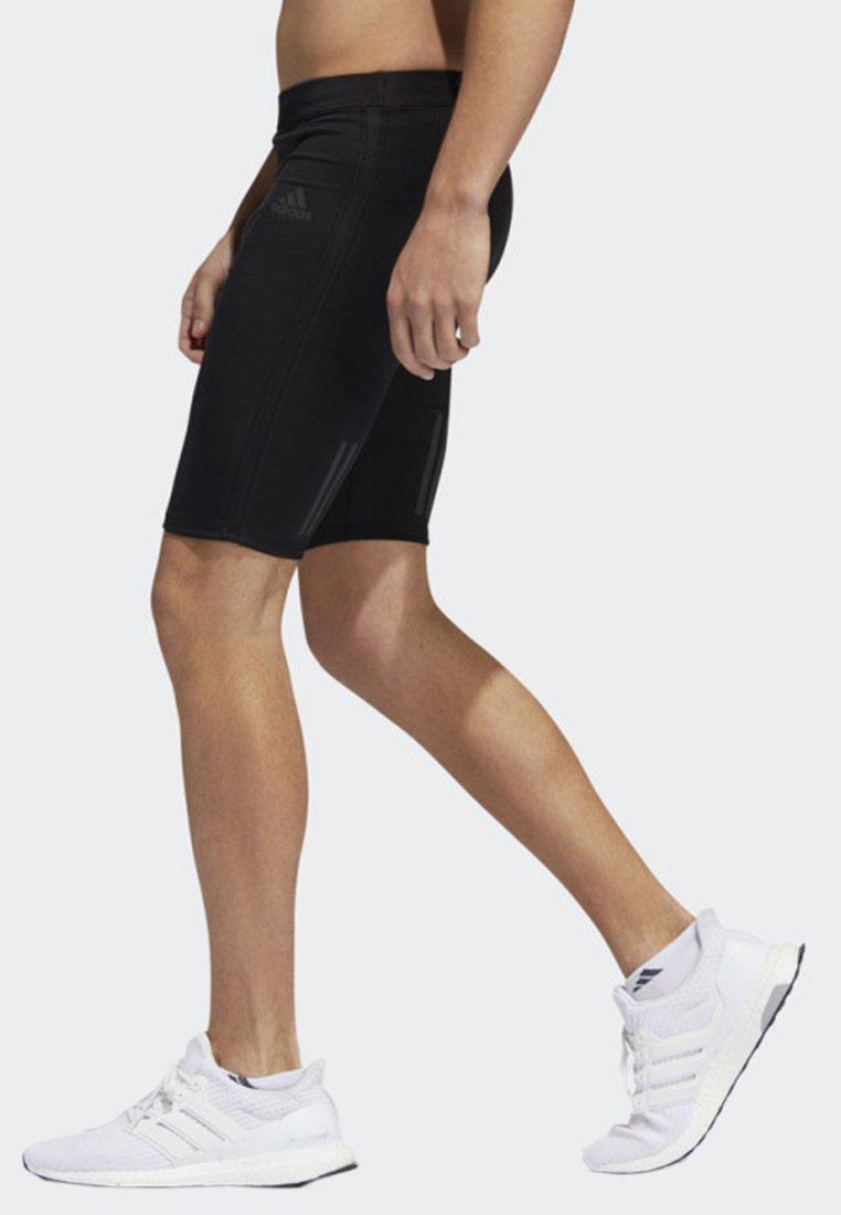 Sport Black Performance Short Adidas TightsDe Own Run The nOZNwP80Xk