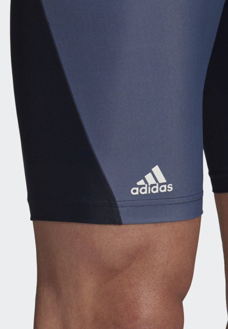 adidas Performance COLORBLOCK SWIM FITNESS JAMMERS - Short de bain blue