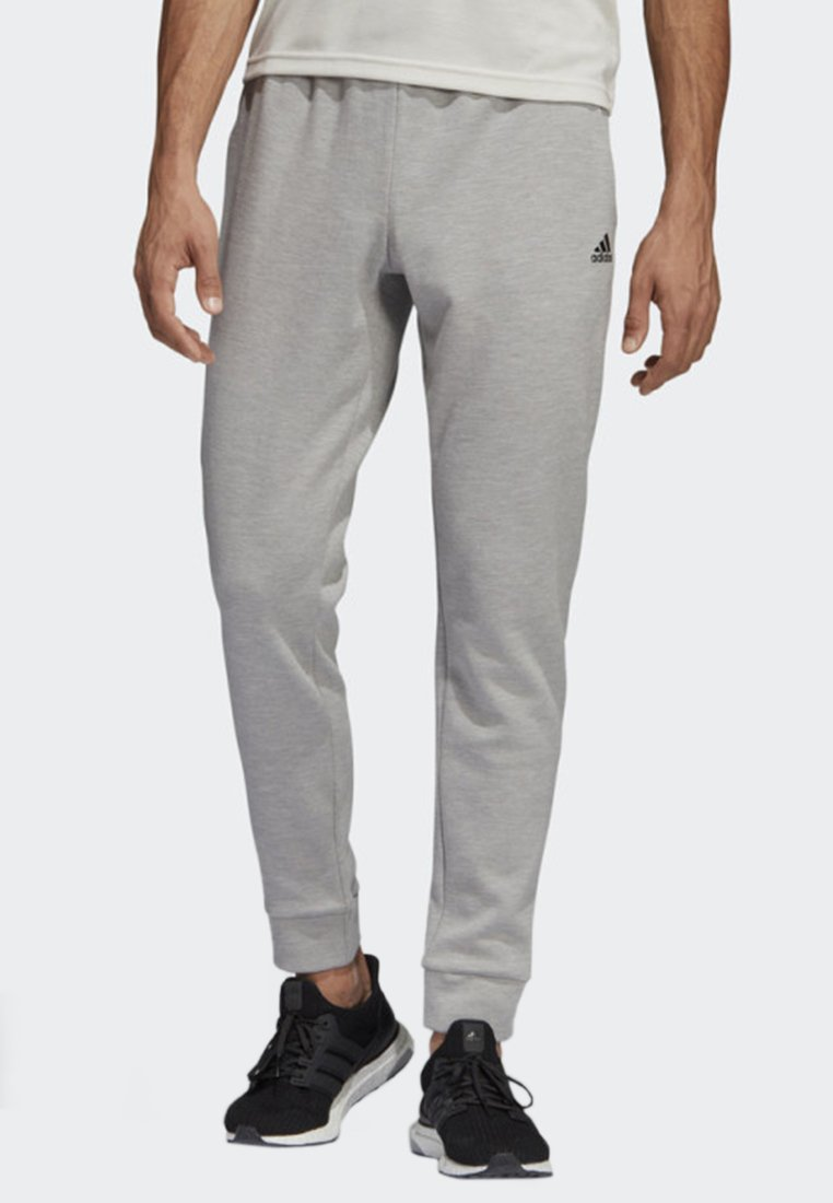 adidas Performance - ID STADIUM TRACKSUIT BOTTOMS - Tracksuit bottoms - grey