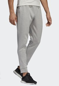 adidas Performance - ID STADIUM TRACKSUIT BOTTOMS - Tracksuit bottoms - grey - 3