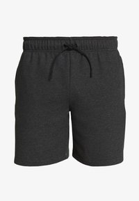adidas Performance - MUST HAVE ENHANCED ATHLETICS SPORT SHORTS - Korte sportsbukser - black melange - 4