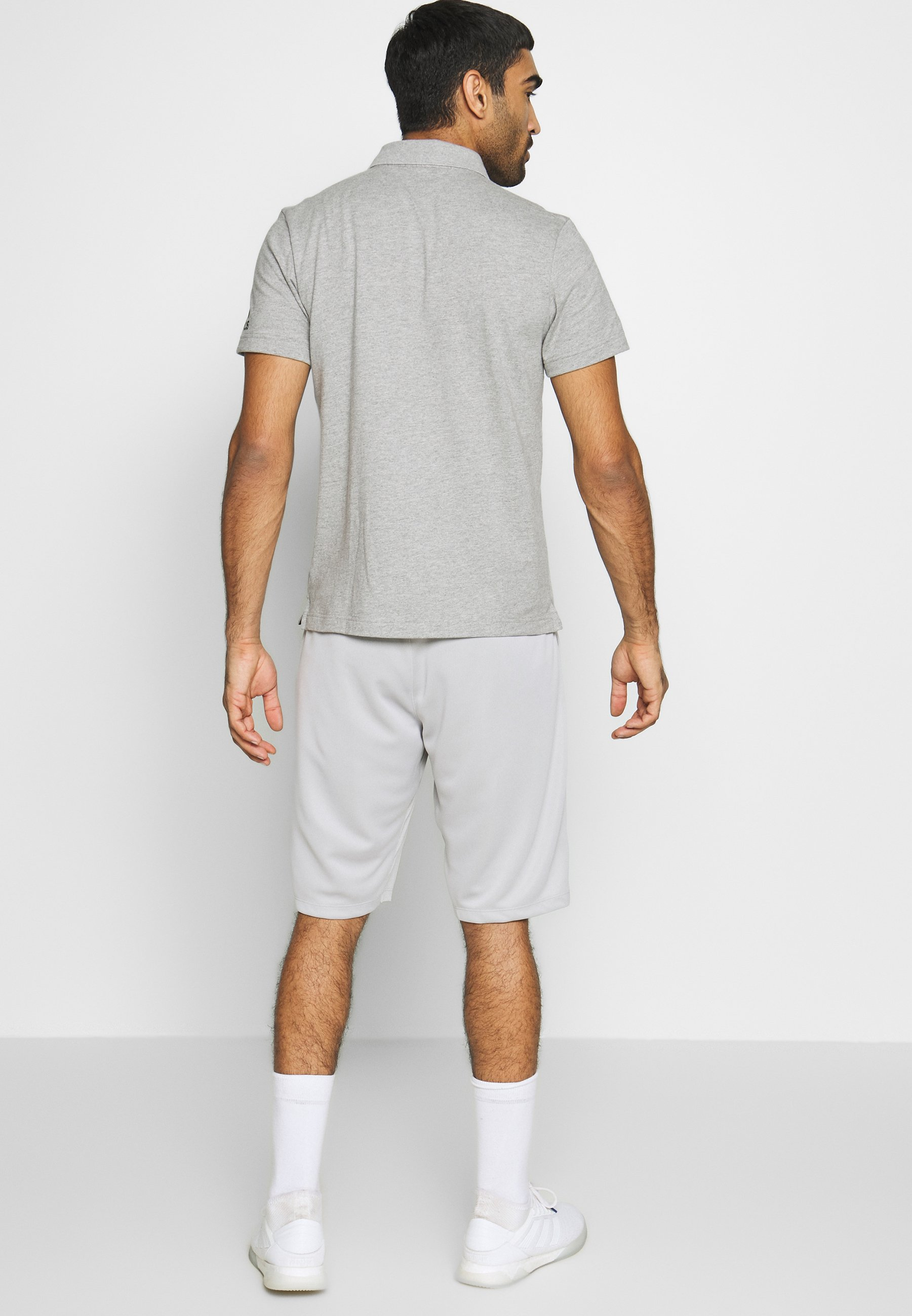 Adidas Performance City Long Short - Träningsshorts Grey